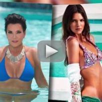 Kris Jenner Bikini Picture Alert