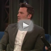 Ben Affleck on Jimmy Fallon