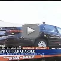 Officer Charged After Killing Unarmed Man