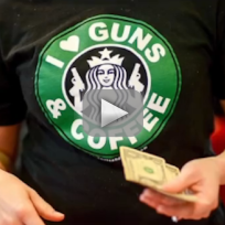 Starbucks CEO Asks Customers to Leave Guns at Home