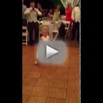 Little-girl-dances-at-wedding