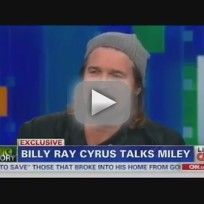 Billy ray cyrus talks twerking miley cyrus