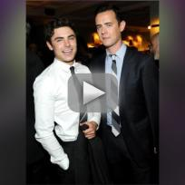 Charlie Sheen Denies Zac Efron Partying Rumors