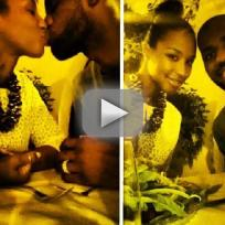 LeBron James, Savannah Brinson Photos