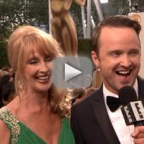 Aaron-paul-mom-at-the-emmys