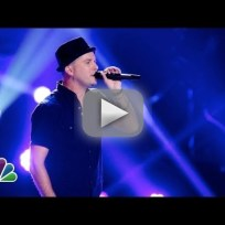 Josh Logan - Too Close (The Voice Blind Audition)