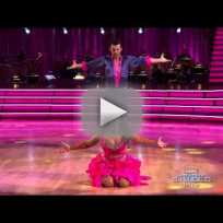Leah Remini: Dancing With the Stars Week 2
