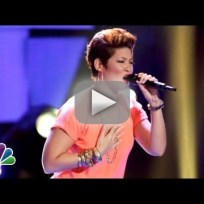 Tessanne chin try the voice