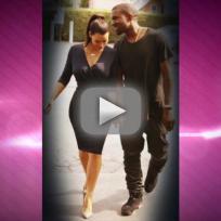 Kanye West Loves Kim Kardashian So Hard