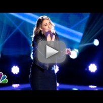 Lina Gaudenzi - Landslide (The Voice Blind Audition)