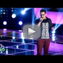Preston Pohl - Electric Feel (The Voice Blind Audition)