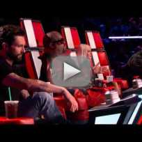 Monika Leigh - The Thrill Is Gone (The Voice Blind Audition)