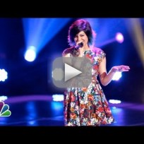 Juhi - Mercy (The Voice Blind Audition)