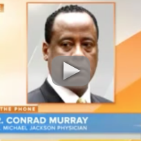 Dr. Conrad Murray on Today Show