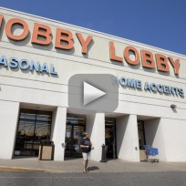 Hobby Lobby Won't Sell Hanukkah Items, At All