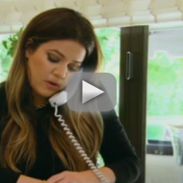 Keeping Up With the Kardashians Clip - What's Up With Lamar?