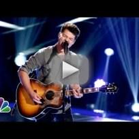 Matt Cermanski - Have a Little Faith in Me (The Voice Blind Audition)