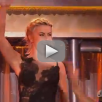 Julianne Hough Returns to Dancing With the Stars