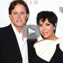 Kris and Bruce Jenner: Living Separately