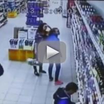 Liquor Store Shelf Fail