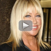 Suzanne somers talks lots of sex