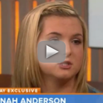 Hannah Anderson on Today