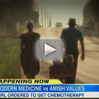 Should a court require an Amish girl to get chemo?