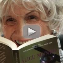 Alice Munro Wins Nobel Prize