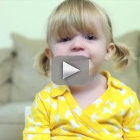 2-Year-Old Wishes Mom Happy Birthday