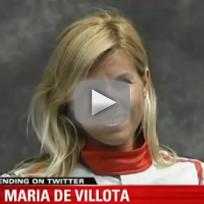Maria De Villota Dead at 33