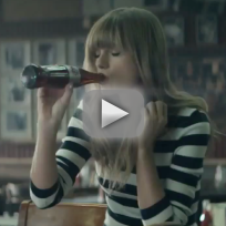Taylor Swift Diet Coke Commercial