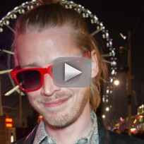 Macaulay Culkin Appears at New York Comic-Con