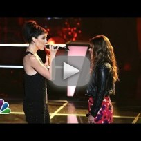 "Briana Cuoco vs. Jacquie Lee: ""House of the Rising Sun"" - The Voice Battle Round"