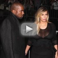 Kim Kardashian, Kanye West Clash Over Fashion
