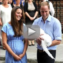 Prince George Godparents Announced