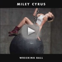 "Miley Cyrus - ""Wrecking Ball"" (Acoustic Version)"