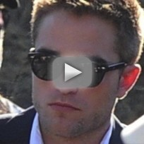 Robert Pattinson Cocaine Bender Alleged