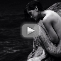 Kendall Jenner: Topless Mermaid!