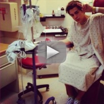 Austin mahone hospitalized cancels first tour