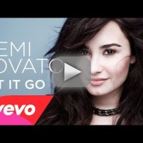 "Demi Lovato - ""Let It Go"""