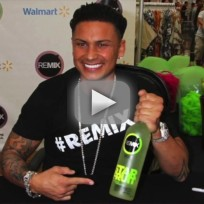 Pauly D is a Father, in a Custody Battle