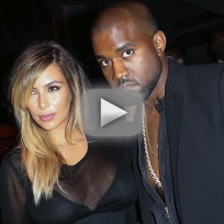 Kim Kardashian, Kanye West Planning Huge Wedding?