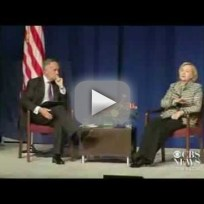 Hillary clinton heckled re benghazi