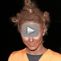 Julianne Hough: Sorry for Blackface!