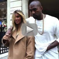 Kim Kardashian-Kanye West Prenup