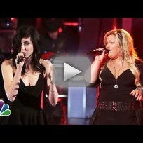 Briana Cuoco vs. Shelbie Z. - The Voice Knockout