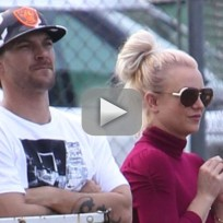 Britney spears kevin federline reunite