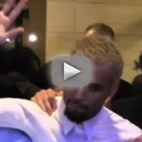 Chris Brown Assault Charge Reduced