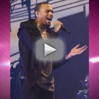 Chris Brown in Rehab for Anger Management Problems
