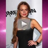 Lindsay Lohan: Off The Wagon?